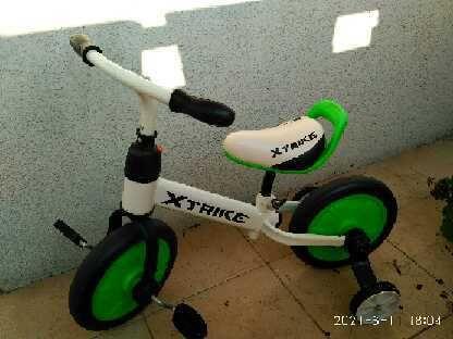 rower dla 2,5 do 4 latka  XTRIKE pierwszy rowerek