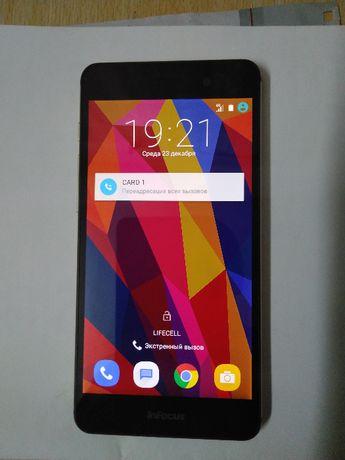 Infocus M560 отличный смартфон