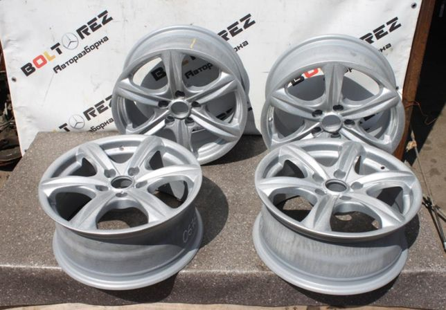 Диски R16 16x7J 5x112 Mercedes