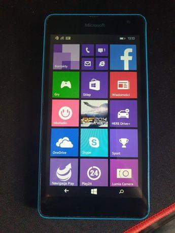 Telefon Microsoft Lumia 535 Niebieski