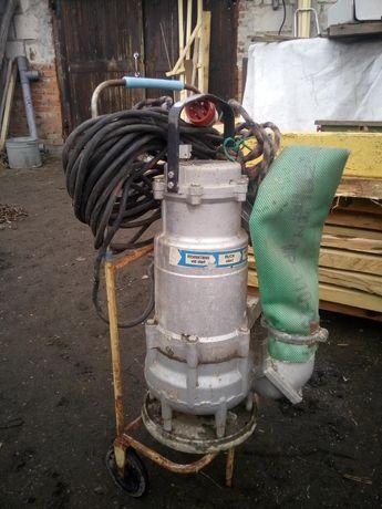 Pompa do wody Pumpex szlamówka dużej wydajności