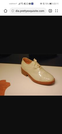 Sapatos oxford imaculados Eureka