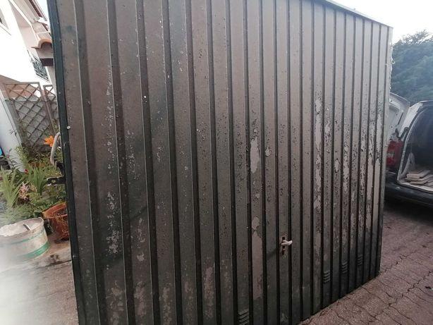 Portão de Garagem Impecável Barato