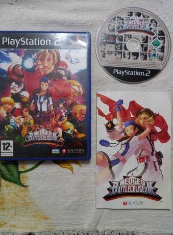 NeoGeo Battle Coliseum | Playstation 2 / PS 2 | Completo