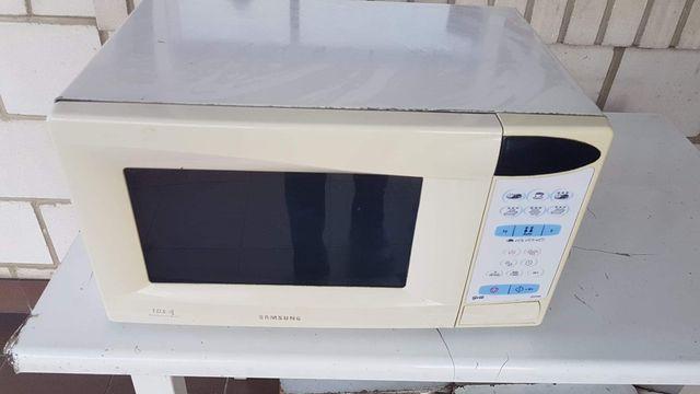 Mikrofala Samsung 850W Sprawna Grill Opiekanie TANIO