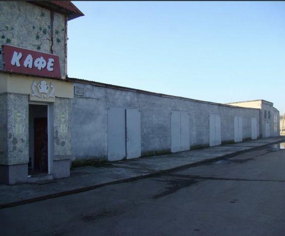 Аренда склад , ангар, бокс , зернохранилище Верхнеднепровск