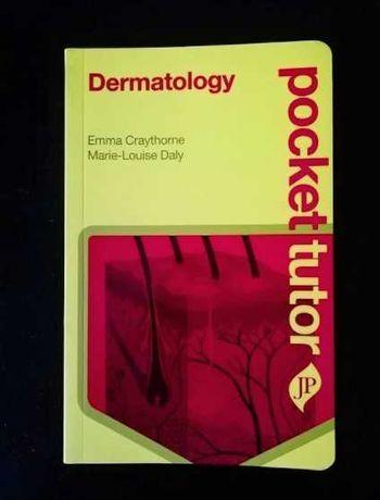 "VENDO - Manual de Dermatologia ""Pocket Tutor: Dermatology"""