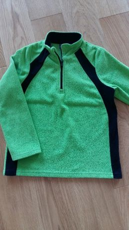 Bluza z polaru typu ski roz 8-9 lat