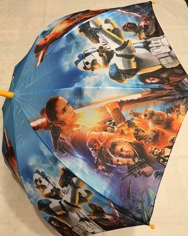 """Детский зонт """"звёздные войны»"""