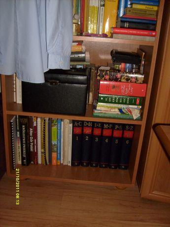 Regał na książki, wysoki 210 cm