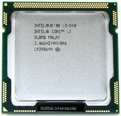 Core i3/i5 540/650 Xeon X3430/3440/x3450/x3460 аналог i7 860