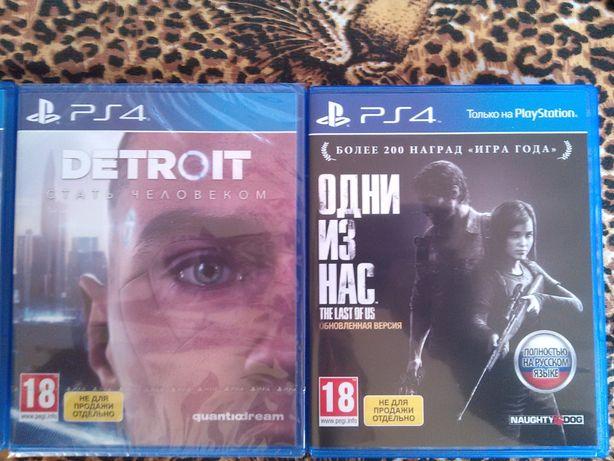 Игра Detroit Стать Человеком для Sony Playstation 4 (PS4) RUS