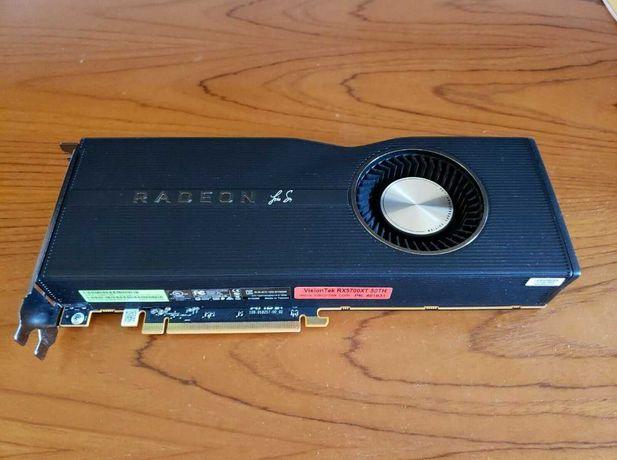 AMD Radeon RX 5700 XT 8GB Б/У