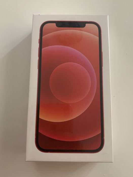 Iphone 12 128GB Product Red bez simlocka, nowy Sopot - image 1