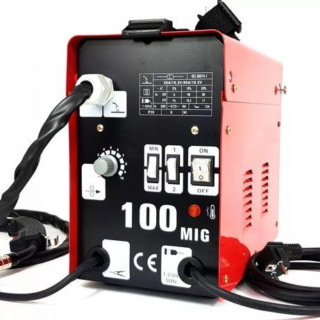 Máquinas de soldar MIG sem gás - fio fluxado - novas , preço desde