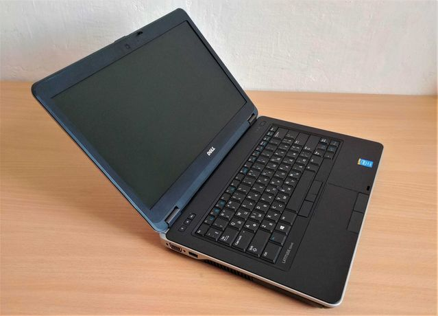Потужний ноутбук Dell E6440/Core i5 4310m 3.4GHz/256SSD Samsung/6RAM