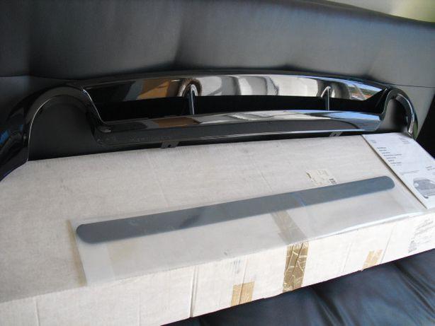 Spoiler / Difusor Traseiro Audi A4 05-08