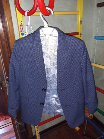 Пиджак школьный брюки