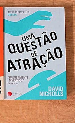 Livro de David Nicholls