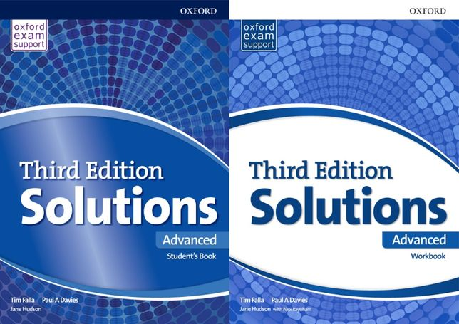 Solutions Advanced (3 издание)