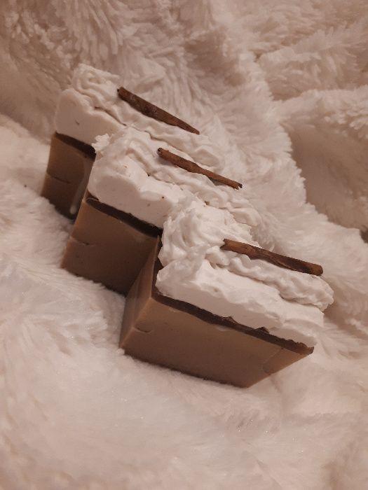 Mydło glicerynowe- ciastko piernikowe z imbirem Dopiewiec - image 1