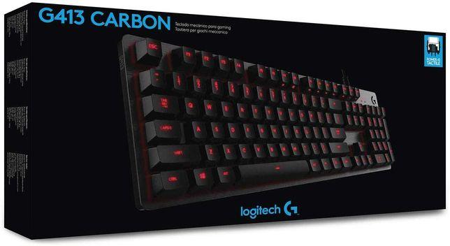 Logitech G413 Teclado Gaming Mecánico
