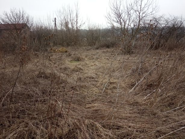 Продам земельну ділянку з планом під забудову