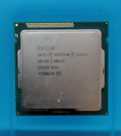 Процессор intel pentium G2020 - 500p