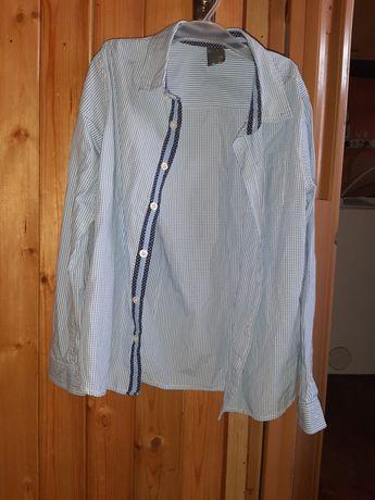 Bluzka koszulowa dziewczęca