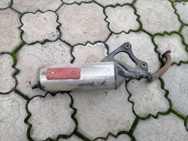 Выхлопная труба Хонда34-35