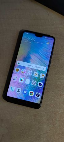 Huawei P20 4/64GB black