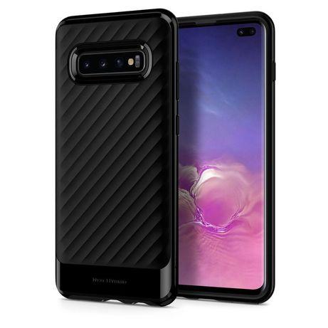 Etui Spigen Samsung Galaxy S10 Plus Neo Hybrid Midnight Black