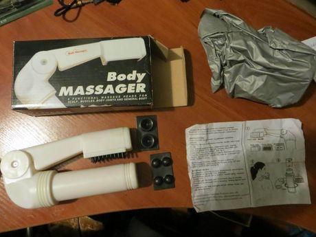 Новый массажер магнитно-стимулирующий электрический Body Massager