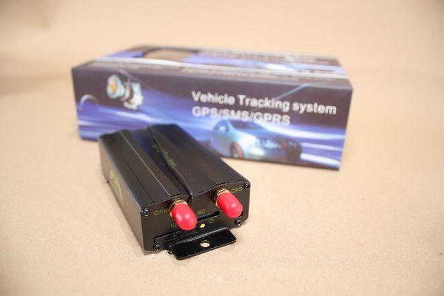 GPS103 Localizador de Veiculos anti -carjacking Escuta Corte Corrente