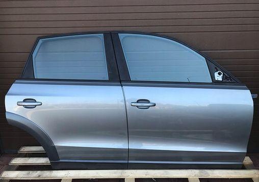 Audi Q2 Q3 F3/U8 Q5 8R/FY Q7 4L/4M Q8 дверь фара бампер капот крыло