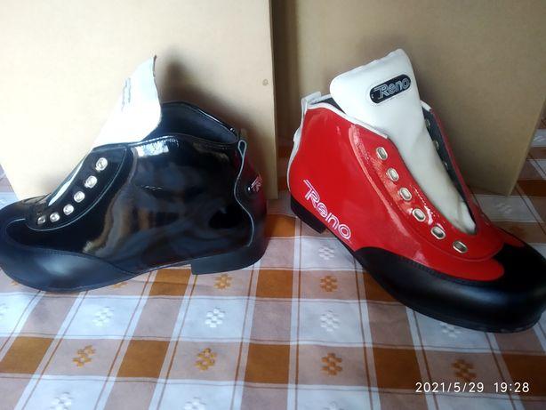 Botas de hóquei patins. (novas)