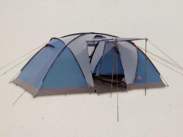Палатка Pinguin 2 комнаты по 2 места