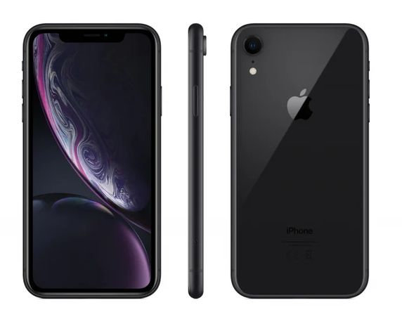 New Apple iPhone XR 64GB Black White RED Blue