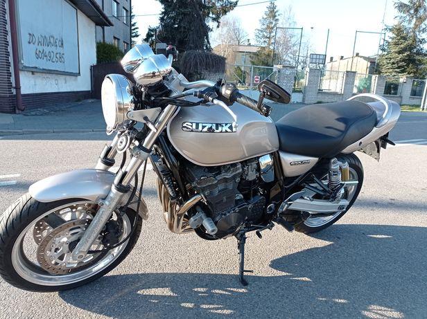 Suzuki Gsx750 Inazuma, perfekcyjny stan,po serwisie,Hornet,Fazer,Gsf