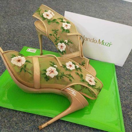 Nando Muzi buty ślubne