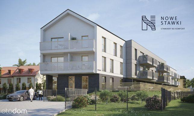 Nowe mieszkanie 45m2 z ogródkiem Toruń Łódzka 29A