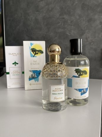 БРОКАРД Талетная вода Guerlain Aqua Allegoria Herba Fresca