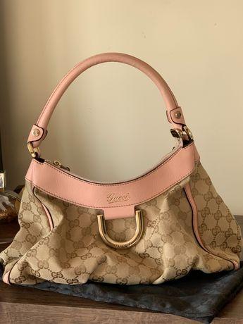 Piękna torebka Gucci Vintage !  100%oryginalna