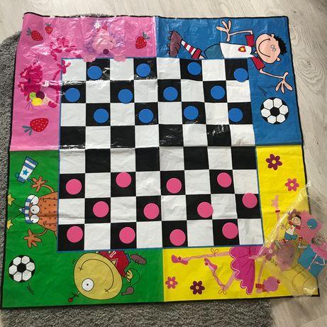Шашки, шахи для дітей