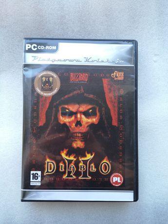 Diablo 2 II + dodatek Lord of Destruction Wersja PL Stan idealny