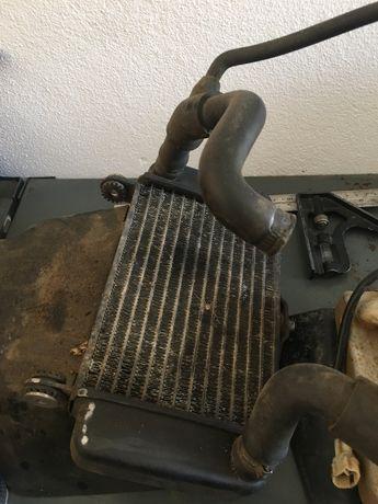 Vendo radiador cagiva prima 50