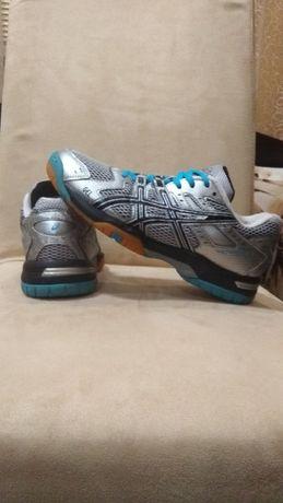 ASICS CEL-ROCKET р38/24см оригінал фірмові кросівки кроссовки футзалки