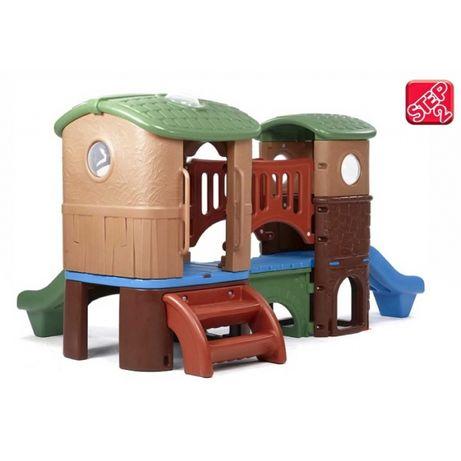 NOWY super Plac Zabaw Most z Tunelem Zjeżdżalnia