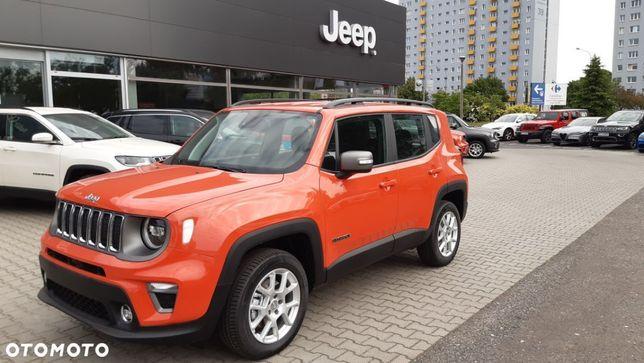 Jeep Renegade WYPRZEDAŻ *2019 4x4 Renegade Limited 180KM 9...