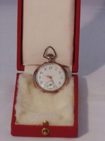 Часы карманные серебро 800 пробы, Германия начало 20-го века.